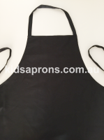 Youth to Adult Black Apron
