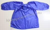 Kids Blue Smock-medium-size 4 to 8