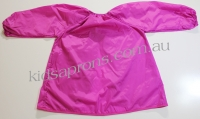 Kids Pink Smock-large-size 8 to 12