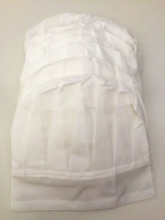 Kids Hat-10 pack white-non woven